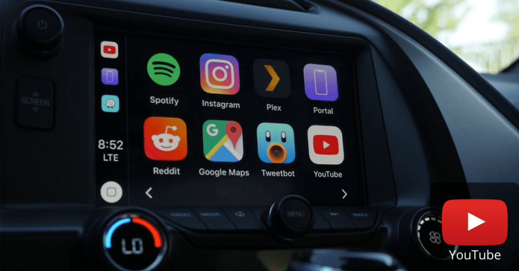 Android Auto YouTube Hack - No Root required [100% free]