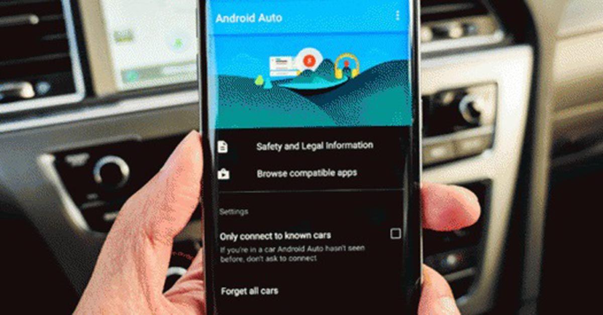 Application Android Auto - Télécharger, configurer, connecter et démarrer