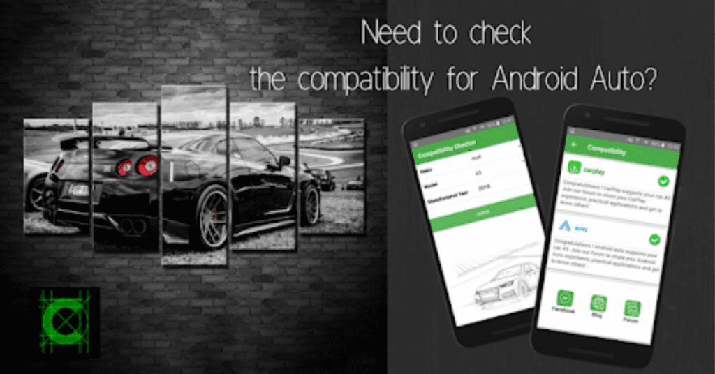 Compatibilité avec CarPlay et Android Auto