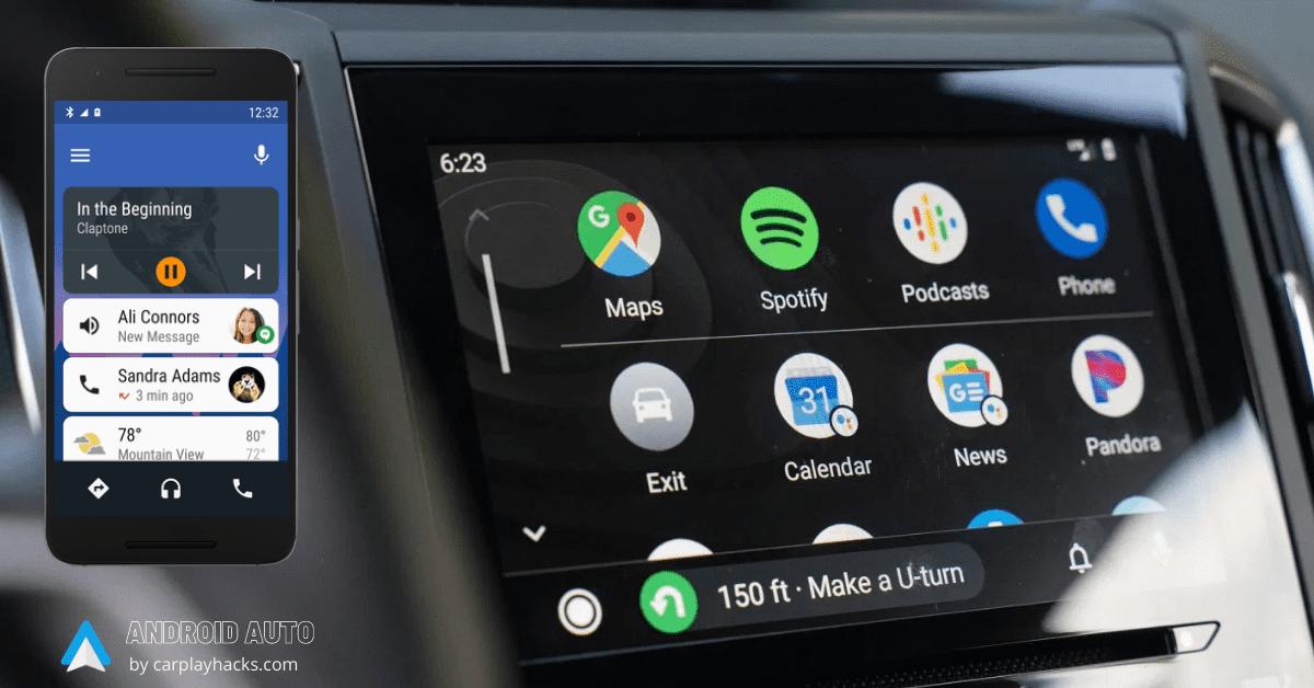 Télécharger Android Auto APK (pour toute voiture)