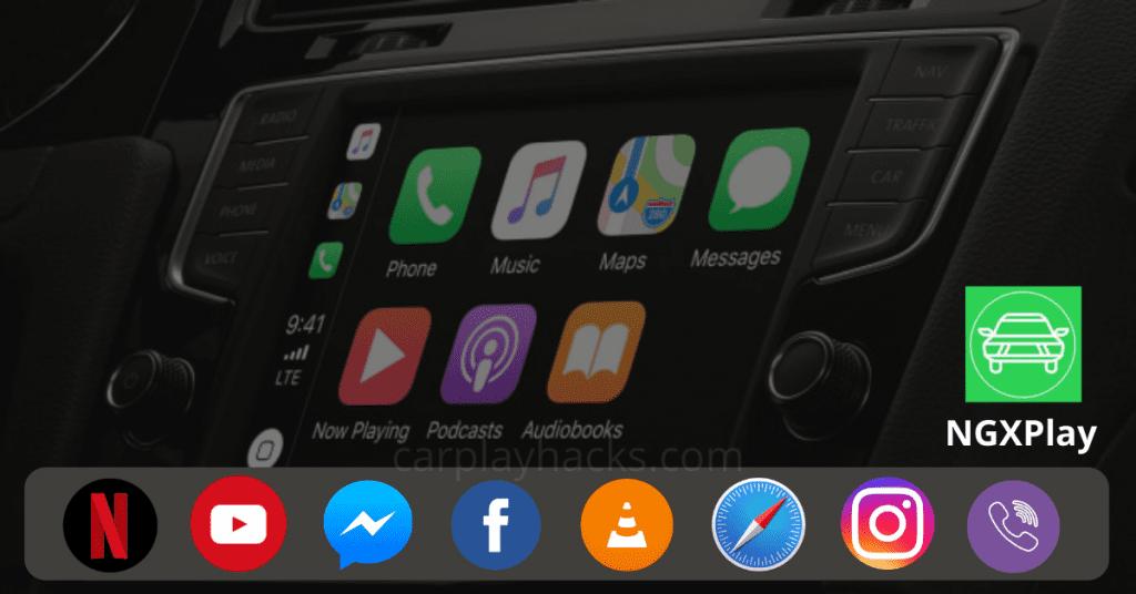 Télécharger NGXPlay / CarBridge [UPDATED 2021]