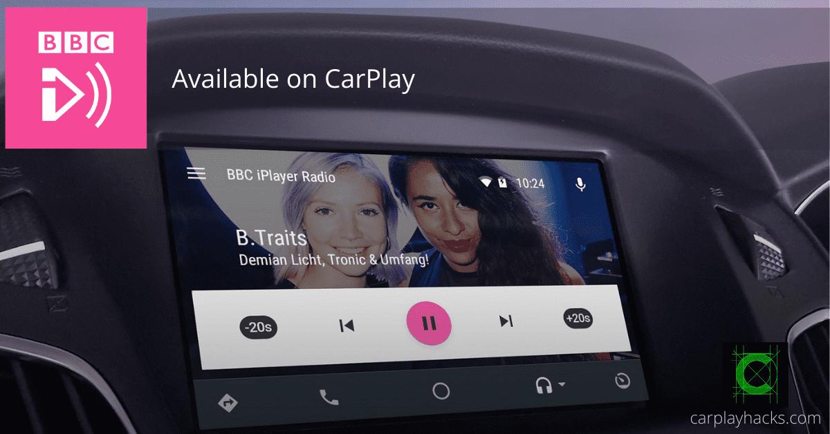 Tout sur BBC iPlayer Radio-CarPlay App